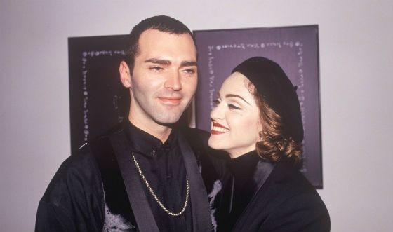 Madonna and her brother Christopher were close for a long time.