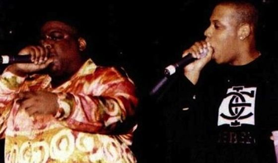 The Notorious B.I.G and Jay-Z