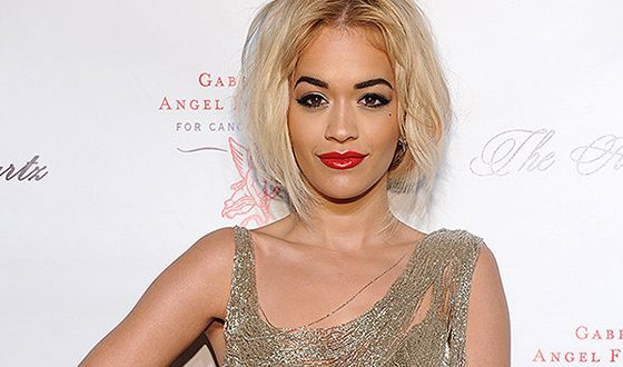 Rita Ora stars in the movies and takes part in the television shows
