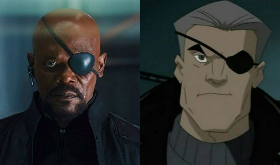 Marvel's fans welcomed black Nick Fury