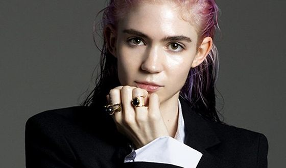 All music critics notes Grimes' originality