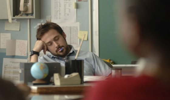Half Nelson is a picture telling that drugs are not a panacea against boredom