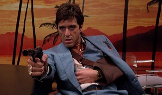 The Scarface was recognized successful only years later