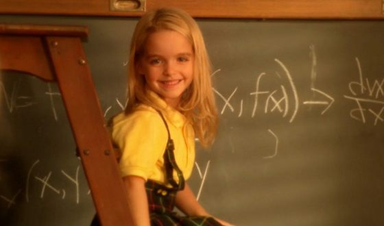 Mckenna Grace in the TV series The Goodwin Games