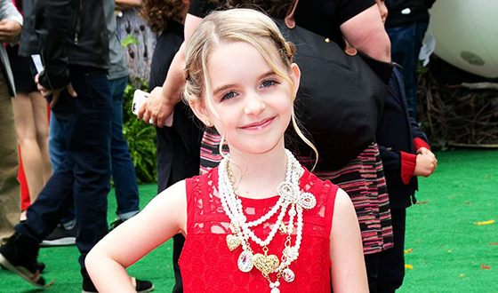 Mckenna Grace has already received her first awards and popularity