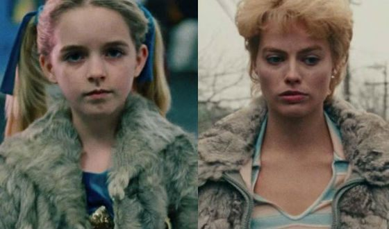Mckenna Grace performed Margot Robbie's character in childhood