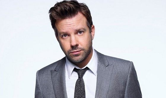 Comedian and actor Jason Sudeikis