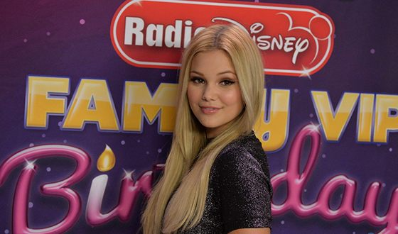 Olivia Holt at Disneу Radio Awards