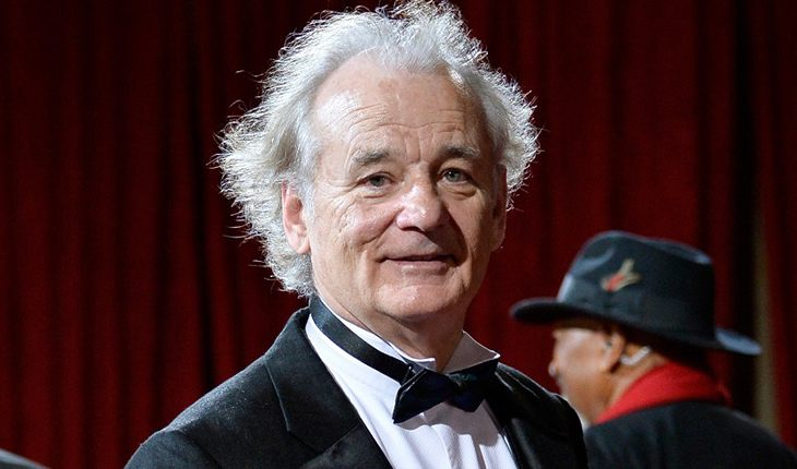Bill Murray Now