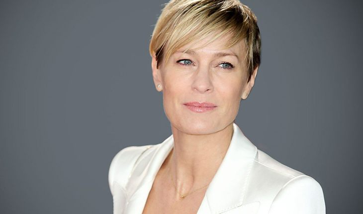 In the photo: Robin Wright