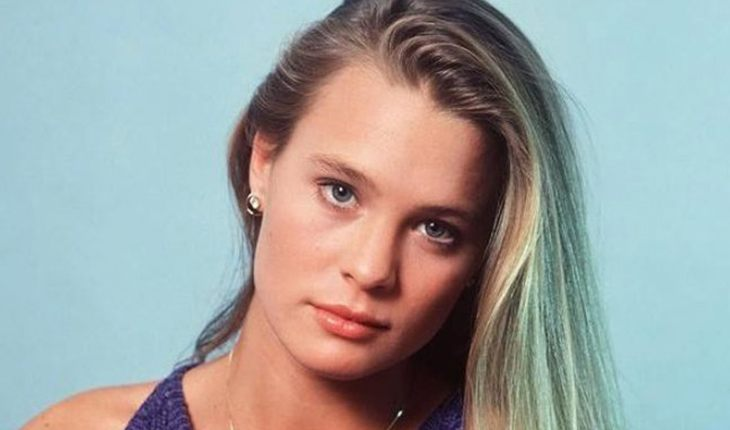 Young Robin Wright