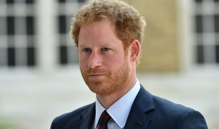 Pictured: Prince Harry