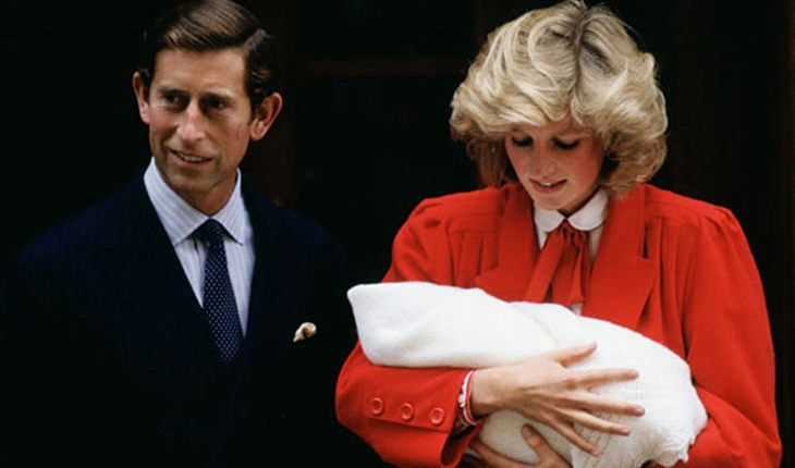 Harry is the youngest son of Charles, Prince of Wales and Diana, Princess of Wales
