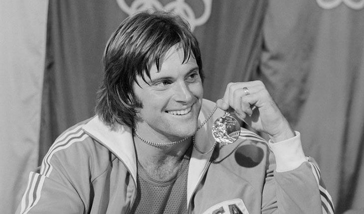 In 1976, Bruce Jenner became an Olympic champion