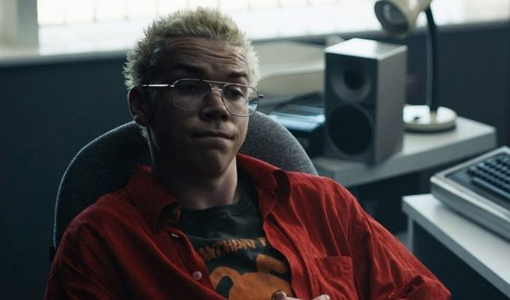 Will Poulter in Black Mirror: Bandersnatch