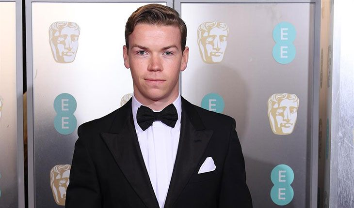 Brithish Actor Will Poulter