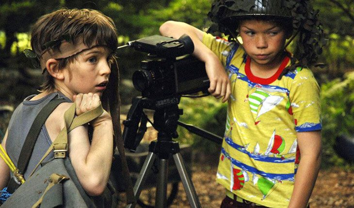 Will Poulter in Son of Rambow