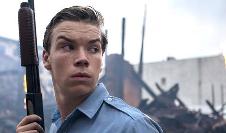 Will Poulter and His Distinctive Eyebrows