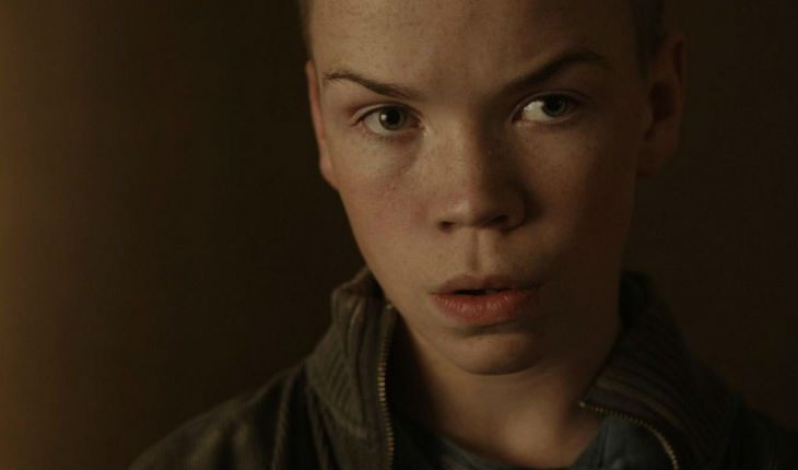 Wild Bill: Will Poulter as Dean