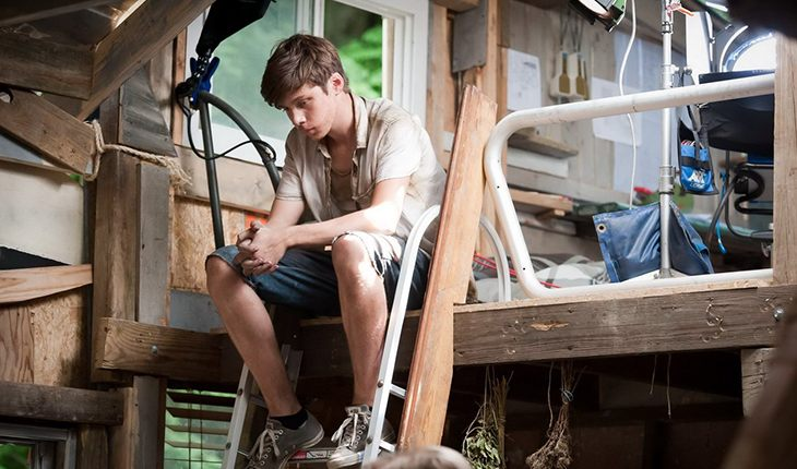 Nick Robison in The Kings of Summer