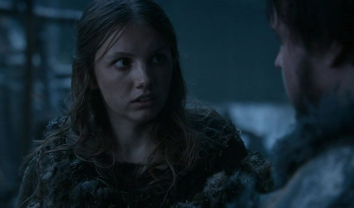 Hannah Murray in 'Game of Thrones'