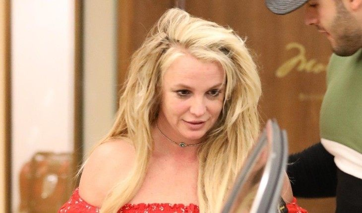 Britney Spears may forever remain under the tutelage of her father