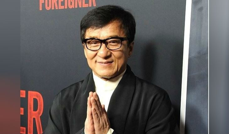 Jackie Chan now