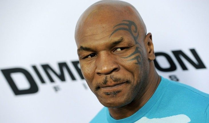 Mike Tyson ended his sports career in 2005