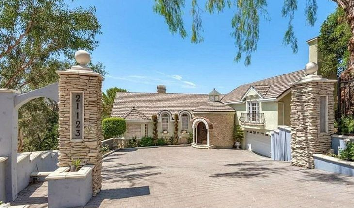 Ricky Whittle bought this house