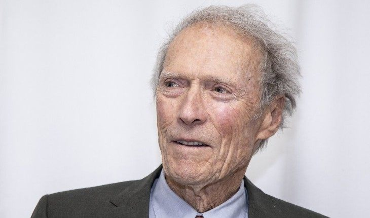 Clint Eastwood in 2020