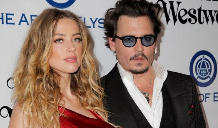 Amber Heard and Johnny Depp broke up in 2016