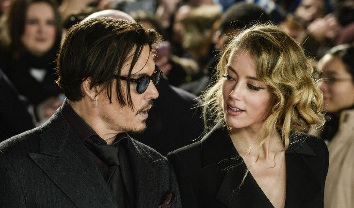 Actor sues former lover Amber Heard