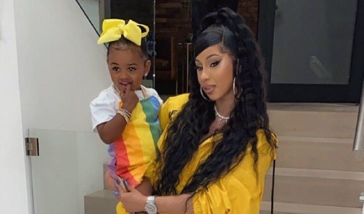 Cardi B's daughter received a gift for several hundred thousand dollars