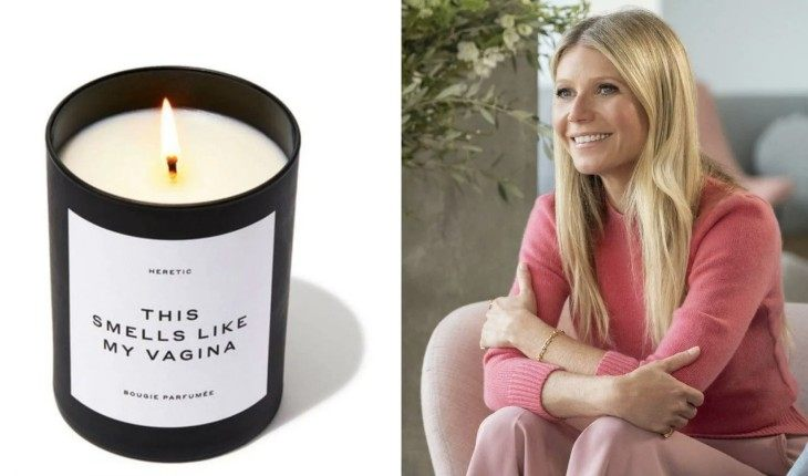 `Intimate` Candle from Gwyneth Paltrow Almost Burns Down a Woman`s Apartment