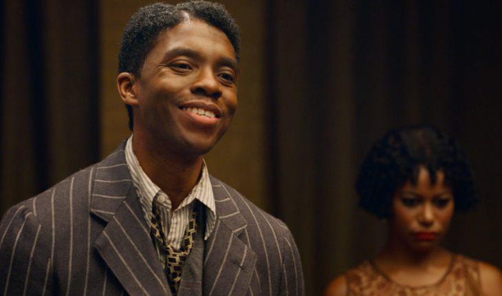Chadwick Boseman received the prestigious award posthumously