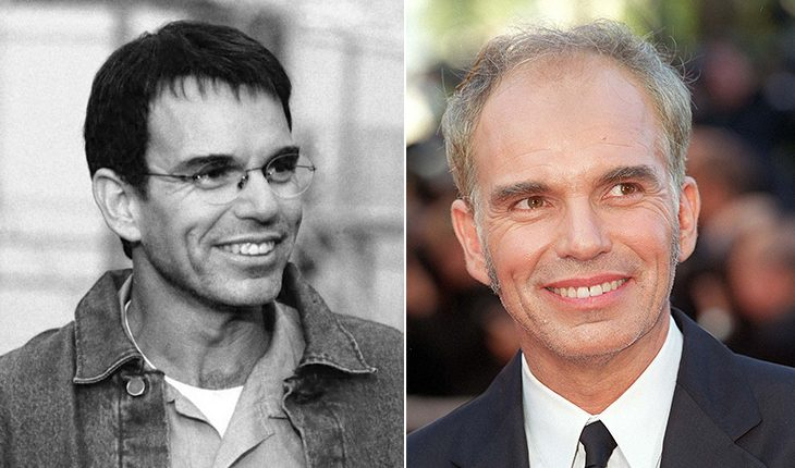Billy Bob Thornton then and now