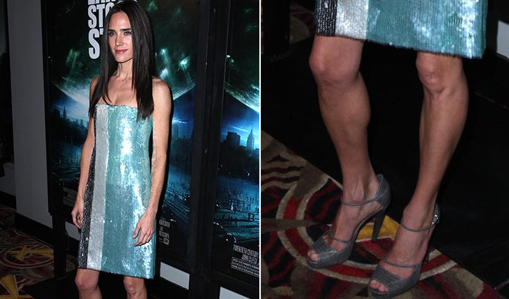 Jennifer Connelly: photo of legs
