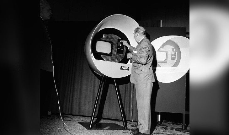 The first ATM (1966)