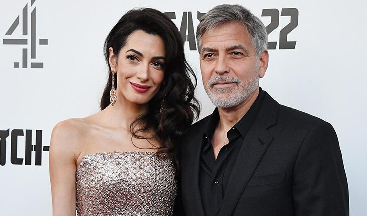 George Clooney and Amal Alamuddin (30 years)