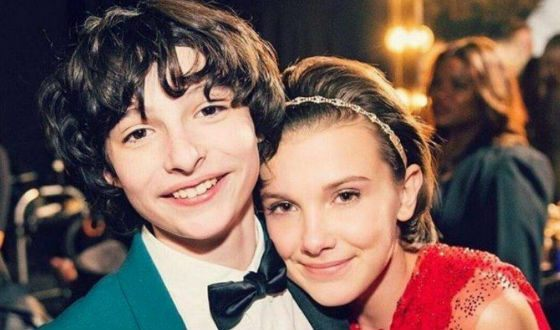 Mike and the Eleven («Stranger Things»)