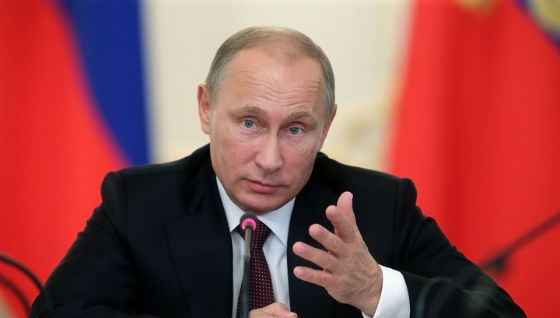 Vladimir Vladimirovich Putin is a President of the Russian Federation