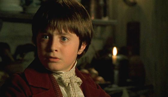 Little David Copperfield, the first role of Daniel Radcliffe