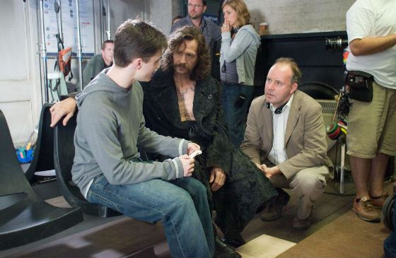 Daniel Radcliffe always appreciated the talent of Gary Oldman