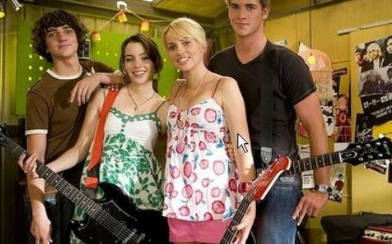 The Elephant Princess: Liam Hemsworth is on the Far Right