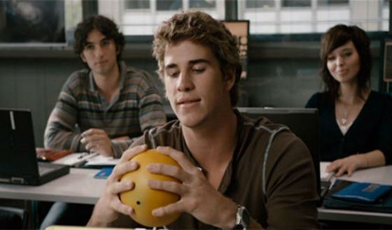 Knowing - the First Full-Length Film with Liam Hemsworth