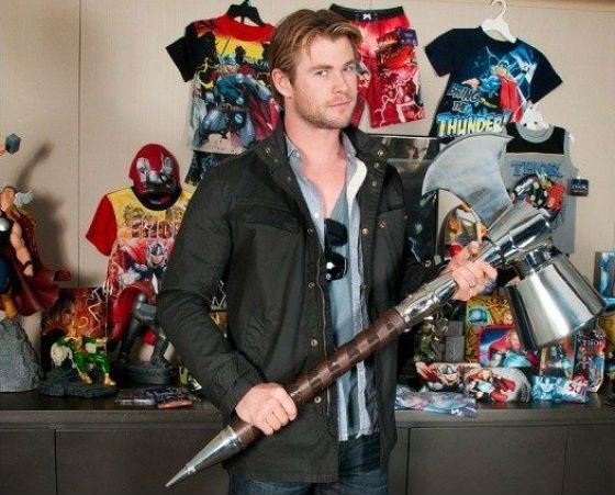 Liam Hemsworth Could Become a Thor
