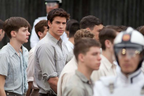 Gale Hawthorne from The Hunger Games - Liam Hemsworth