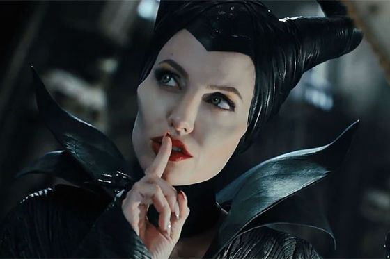 «Maleficent»: Angelina Jolie was like made for the role!