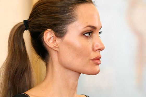 Angelina Jolie was the highest-paid actress in 2013