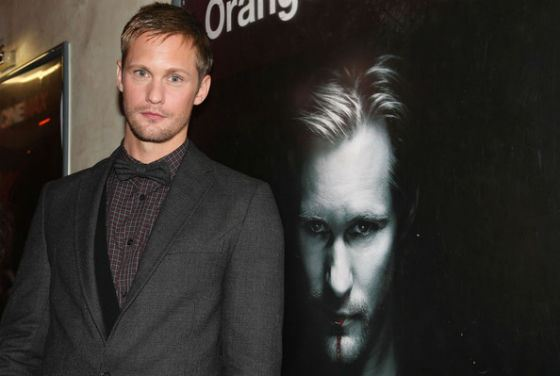 Alexander Skarsgård starred in seven seasons of «True Blood»